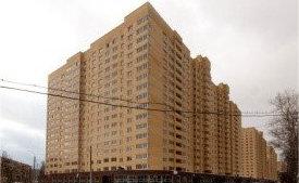 17-ти этажный пяти секционный монолитный жилой дом
