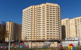 17-ти этажный пятисекционный монолитный жилой дом