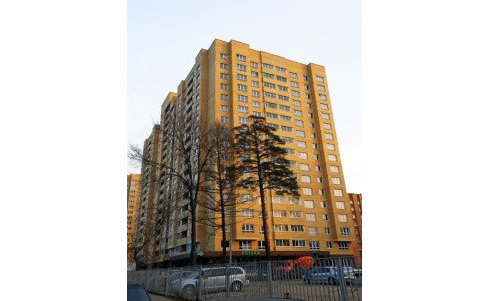 17-ти этажный трехсекционный монолитный жилой дом