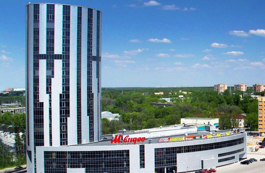 Торгово-офисный центр «АЛЬТА»
